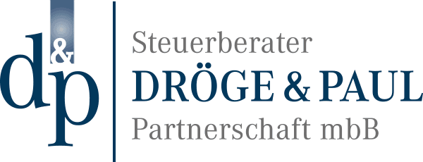 Logo: Steuerberater Dröge & Paul Partnerschaft mbB